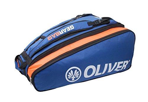 Oliver Gearbag Racketbag Blue/Orange by Oliver (Image #2)