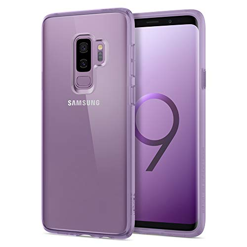 Spigen Ultra Hybrid Designed for Samsung Galaxy S9 Plus Case (2018) - Lilac Purple ()