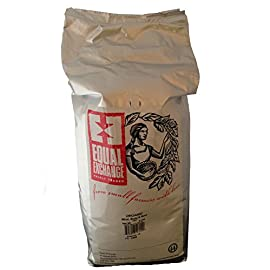 Equal Exchange USDA Organic Mind, Body & Soul Whole Bean Coffee- 5 Lb Bag 10 OrgMindBodySoulWholeBean5lbEQL;Not Kosher;745998503002