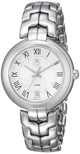 TAG Heuer Women's WAT1314.BA0956 Analog Display Quartz Silver Watch -