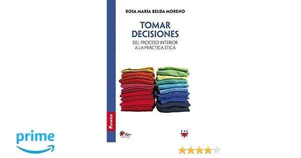 Del Proceso Interior A La Práctica Ética Humanizar: Amazon.es: Rosa María Belda Moreno, José Carlos Bermejo Higuera: Libros