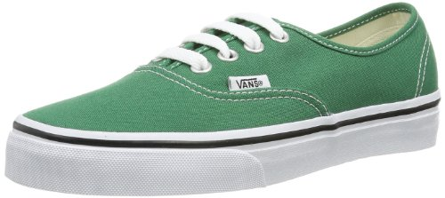 Vans Authentic - Zapatillas Unisex adulto Grün (verdant green/t)