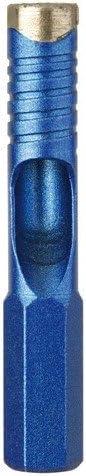 Long Long /Ø mm.6 Foret diamant special carrelage ceramique blue ceram totale mm.55 utile mm.22 Diager