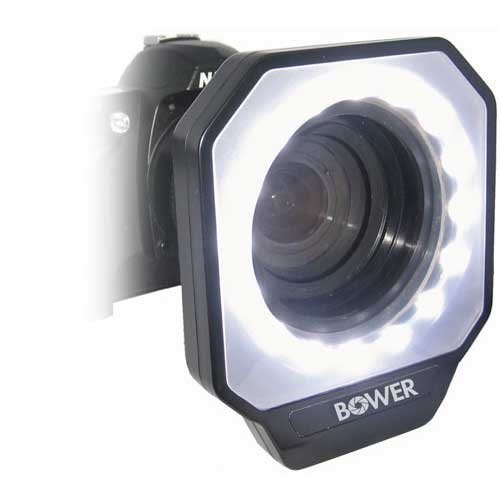 Bower SFDRL71 Digital Macro Ring Light by Bower