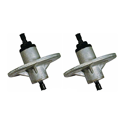 Stens 2 Spindle Assemblies Murray Scotts Stanley Lawn Mow...