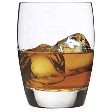 Luigi Bormioli Michelangelo Masterpiece 15-3/4-ounce Double Old Fashion, Set of 4