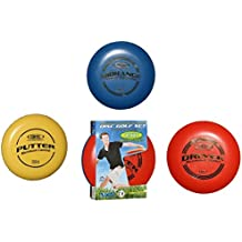 ESP Disc Golf Set - 3 Disc Set - PDGA Tournament Certified