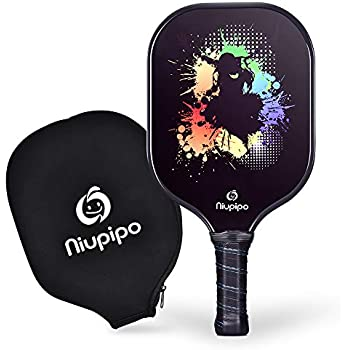 Amazon.com : niupipo Pickleball Paddle - USAPA Pro Graphite ...