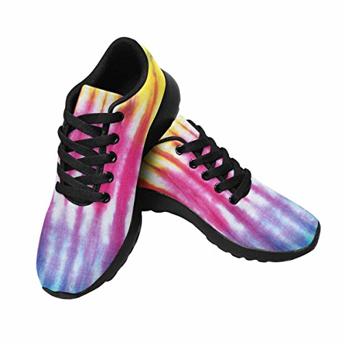 Chaussures De Course De Trailprint Womensprint Footing Jogging Sports Légers Marchant Athlétisme Baskets Coloré Tie Dyed Multi 1