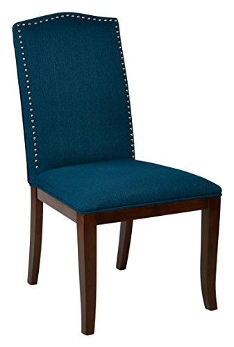 Cheap Ave Six Hanson Dining Chair, Klein Azure