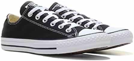 Converse Unisex Chuck Taylor All Star Low Top Black Sneakers - 13.5 B(M) US Women / 11.5 D(M) US Men