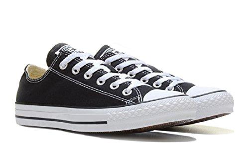 Sneaker Taylor M9166 Star Men Chuck Black All Converse Canvas pfqC0H