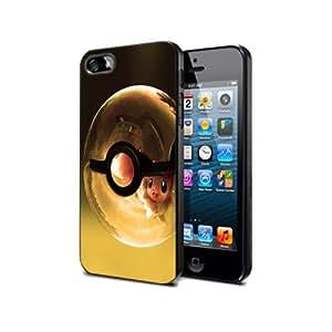 Case Cover Pvc Sumsung S5 Pokemon Cartoon Pkm1 Protection Design