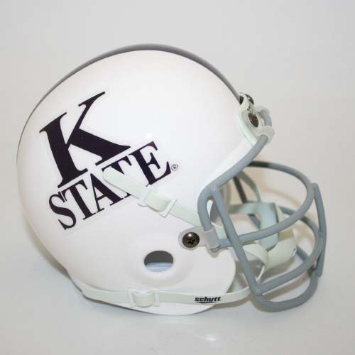Schutt 1966 Kansas State Wildcats Throwback Mini Helmet