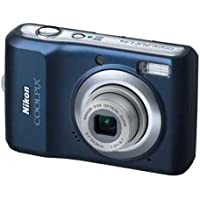Nikon Coolpix L20 10MP Digital Camera with 3.6 Optical Zoom and 3 inch LCD (Navy Blue) Advantages Review Image