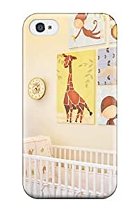 Zheng caseCase Cover Personalized Boy8217s Jungle-themed Nursery/ Fashionable Case For Iphone 4/4s