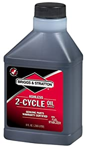 Briggs & Stratton 2-Cycle Oil - 8 Oz. 272075