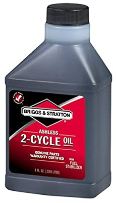 Briggs & Stratton 2-Cycle Oil - 8 Oz. 272075 from Briggs & Stratton