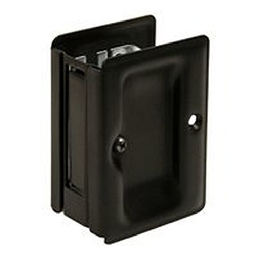 Deltana SDPA325U10B Adjustable 3 1/4-Inch x 2 1/4-Inch Passage HD Pocket Locks Color: Oil Rubbed Bronze Model: SDPA325U10B