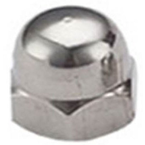 Ram Tail Rt An-10 Cable Railing Acorn Nut, Stainless Steel