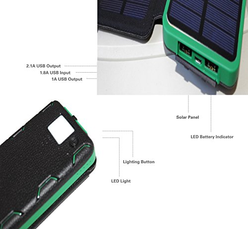 Radient Solar Charger Portable Outdoor Hiking Bicycle Cycling 5w Solar Energy Power Charger Panel Usb Port Powerbank For Iphone7 6s Accessories & Parts