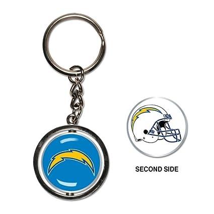 NFL Spinner Key Ring