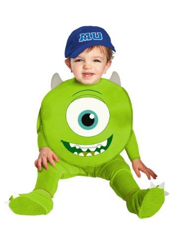 Infant Monster Baby Green Costumes - Disguise Costumes Disney Pixar Monsters University