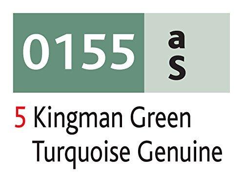 (Daniel Smith Watercolor - Kingman Green Turquoise Genuine - 15ml Tube by Daniel)
