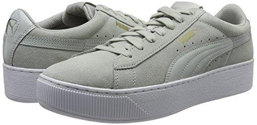 Violet Gris gray Violet Femme Vikky 03 Baskets Platform gray Basses Puma 0wxzYXq1