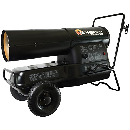 Mr. Heater 175,000-BTU Forced-Air Kerosene Heater, F270370 MH175KTR (Forced Air Kerosene Heater Parts compare prices)