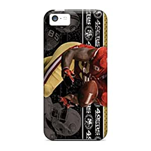 5c Scratch-proof Protection Cases Covers For Iphone/ Hot San Francisco 49ers Phone Cases