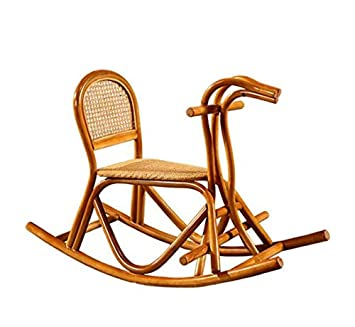 Tremendous Very100 Rattan Children Mechanical Walking Rocking Horse Inzonedesignstudio Interior Chair Design Inzonedesignstudiocom