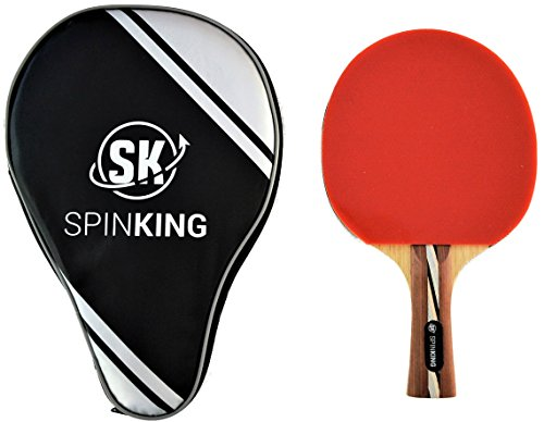 Get The Second Kit 50% Off - 7 STAR Performance Ping Pong - Table Tennis Kit Paddle with FREE CASE Included