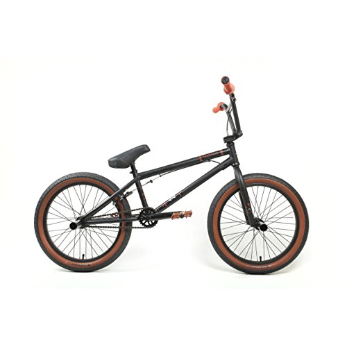 KHE Bikes Root 360 Freestyle BMX Bicycles, Black