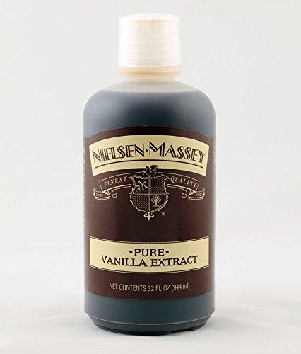 Nielsen-Massey Vanillas, Pure Vanilla Extract, 32 oz