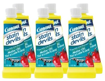 Carbona Stain Devil #7 Motot Oil & Lubricant (Pack of 6)