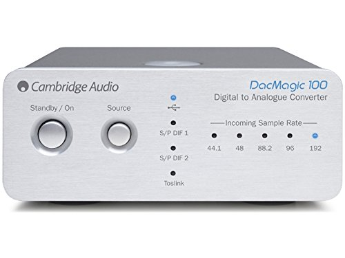 Used, Cambridge - DACMagic 100 (Silver) for sale  Delivered anywhere in USA