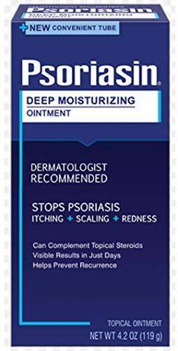 PSORIASIN Deep Moisturizing Ointment 4 oz