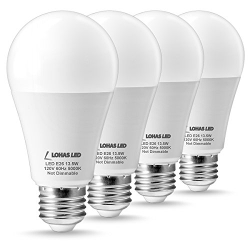 100 Watt Led Light Bulbs For Home - 6