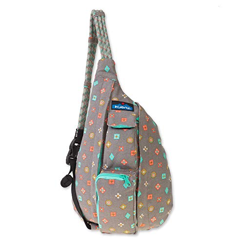 KAVU Mini Rope Bag Cotton Crossbody Sling ​