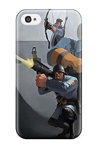 For Iphone 4/4s Fashion Design Team Fortress Ipad 2 Anime Case-lnkKfiB4349aRxlM