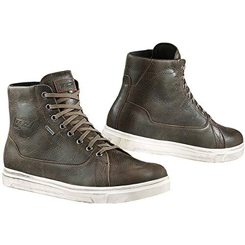 TCX Mood Gore-Tex Adult Street Motorcycle Boots - Vintage Brown/EU 46 / US 12