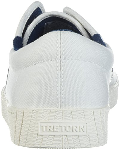 Tretorn Mens Nyliteplus Sneaker Vintage Wit / Nacht