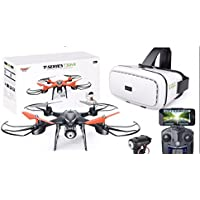 dolly2u Large HD WiFi FPV Camera Drone TT911 with VR 2.4Ghz 4CH 6-Axis RC Quadcopter ensures a stable and fast flight
