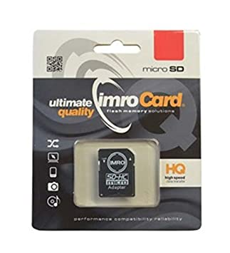 Amazon.com: imro Micro SD memory card 8GB: Camera & Photo