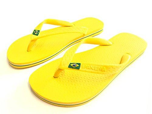 Ipanema Classic Brazil Fem, Yellow, gelb, 37
