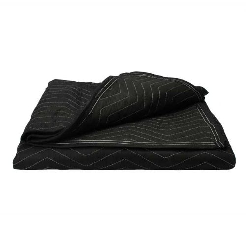 4 Performance Moving Blankets Set of 4 72x80'' Heavy Duty Professional by Uboxes (Image #3)