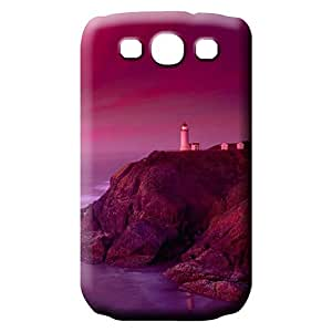 samsung galaxy s3 phone cover skin Hot High Eco-friendly Packaging Lighthouse