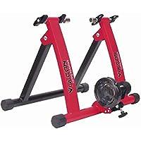 Magnetic Bike Trainer + Free Riser Block