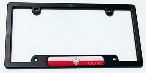 poland car decal - 9